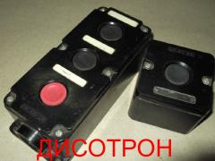 Push-button station PKE