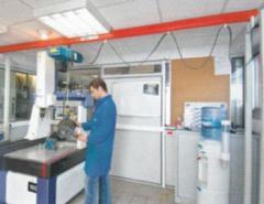 Крановые модульные системы КВК для производства
