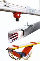 Компактный гибкий токоподвод DKK