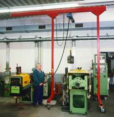 Easy portal Demag Cranes und Components cranes to