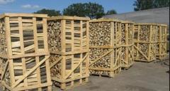 Дрова возможен экспорт дрова дубовые  дрова