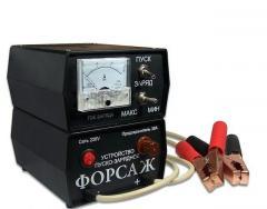 Зарядно-пусковий пристрій дванадцять вольт