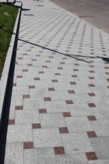 The granite tile will be ideally suited for any