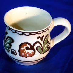 Cups are souvenir, the Ukrainian souvenir