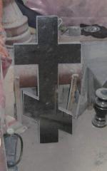 Crosses from granite Kiev, Zhytomyr.