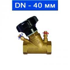Вентиль балансировочный резьбовой, Ду 40 (1