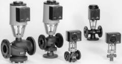 Adjusting valves of the RV 211, RV 221 and RV 231