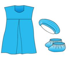 Комплект одежды для роженицы от производителя