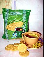 Cookies diabetic TASTY on fructose, 300 g