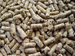 Комбикорма для жывотных гранулированные