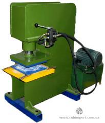 Пресс гидравлический для производства фигурной