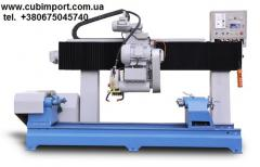 The machine for production of rail-posts and