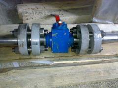 Crane sharovy BKM C20-16-NZh-U2-PS Du20 Ru160