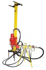 The multifunction pneumatic machine for drilling