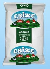 """ТМ """"Свіже"""" в упаковке TFA длительного хранения (до 90 суток) 1,5% жирности  Молоко коровье  в Украине, Харьков"""