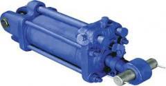 C hydraulic cylinder 75x200-3K (C75/30x200-3.44K)