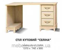 Світ меблів; Селіна; Стіл кутовий
