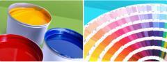 Paints offset printing, Ukraine. Paints for the