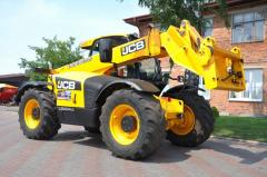 Loader of JCB 536-60 Super Agri telescopic (diesel)