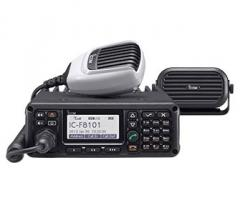 КВ радиостанция IC-F8101