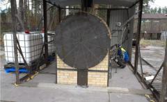 Оборудование переработки и утилизации изношенных