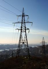 Опоры ЛЭП, линий электропередач