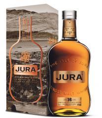 Isle of Jura DIURACHS' OWN whisky is 16 years