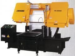 Machine lentochnopilny semi-automatic columned Everising H-5550 type