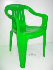 Пластмасовий стілець