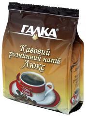 Nap_y kavovy rozchinny Luxury of Instant coffee
