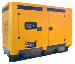 Diesel generator HELL for continuous autonomous