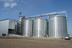 Силосы для зерна