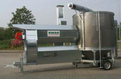 Зерносушилка мобильная порционная RIELA тип...