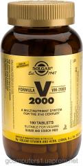 Multivitamin VM-2000, Solgar, 180 tablets