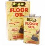 Oil for a floor (Floor Oil) 1 of l.