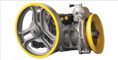 SICOR winches MR 10 Model