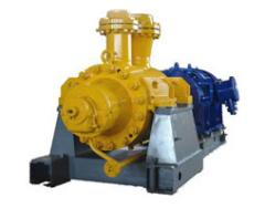 Oil pumps Nmsg for the liquefied gases