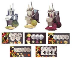 CHEF vegetable cutters