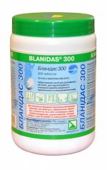 Средства дезинфицирующие  Бланидас 300 (в таблетках 300шт.) банка