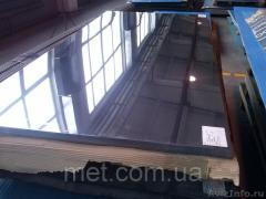 Лист жаропрочный нержавеющий 12 мм 20Х23Н18 AISI