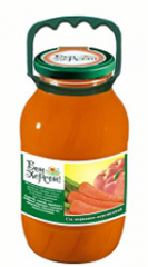 Juice Carrot-peach (1,85 l.), sale wholesale