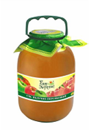 Apple-peach juice 3 l., wholesale