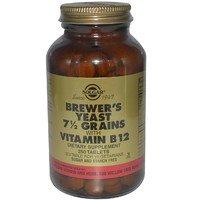 Beer Yeast With Vitamin B12, Solgar (Solgar), 250