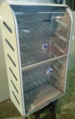 Cigarette dispenser of