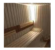Saunas wooden