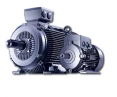 Electric engines for elevators, elevators and