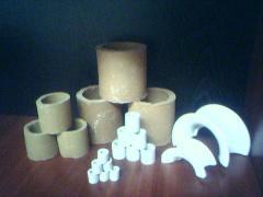 Изделия кислотоупорные фарфоровые и шамотные