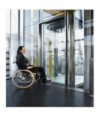 Elevators are ladder
