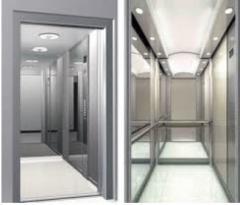 Elevators passenger under the order in Kiev and