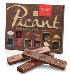 Picant assortment chocolates